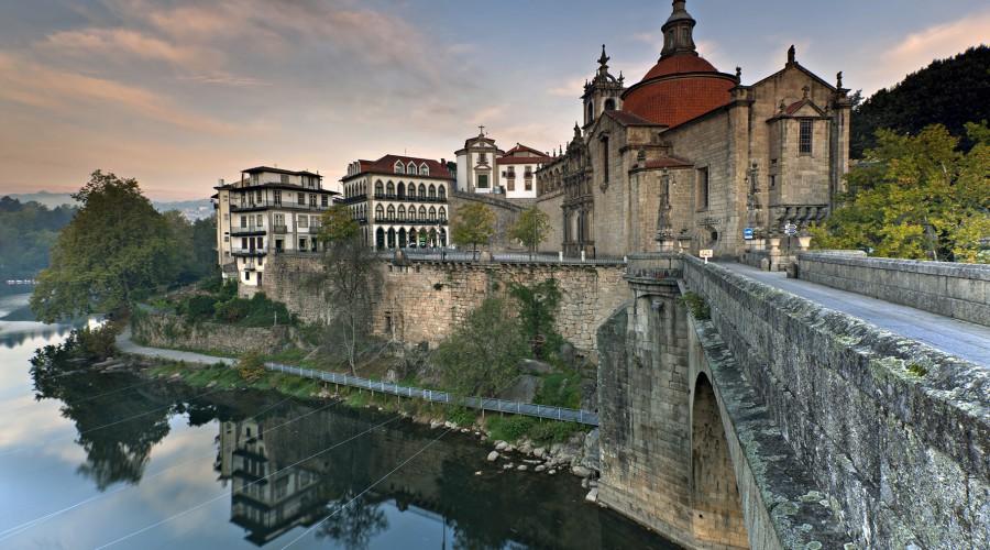 Ponte e Igreja de S. Gonçalo